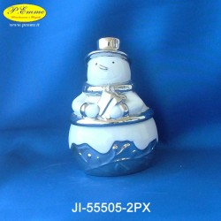 SNOWMAN - CM.8X8X12